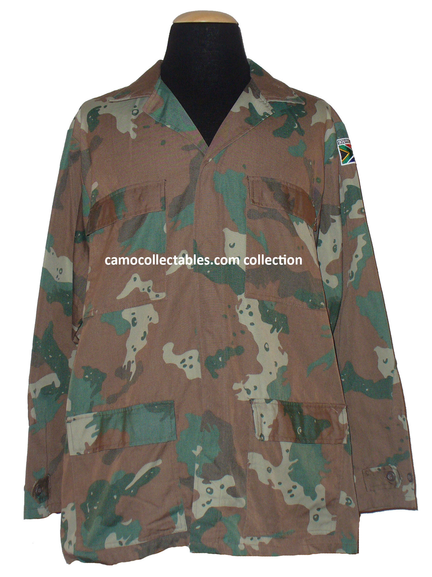 Camo Collectables S2000 Long Sleeve Shirt Type 2